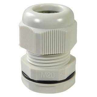 Kabelverschraubung IP67 metrisch Kunststoff M12 M16 M20 M25 Industriequalität